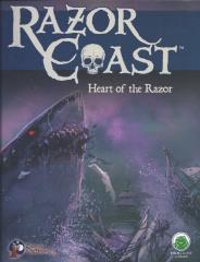 Heart of the Razor (w/PDF) (Swords & Wizardry)