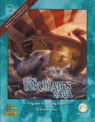 Northlands Saga, The #1 - Vengeance of the Long Serpent (Swords & Wizardry)