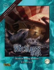 Northlands Saga, The #2 - Beyond the Wailing Mountains (Swords & Wizardry)