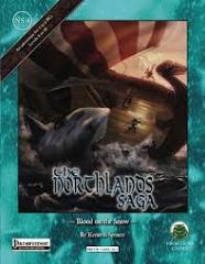 Northlands Saga, The #4 - Blood on the Snow (Swords & Wizardry)