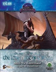 Northlands Series, The #5 - The Hidden Huscarl (Swords & Wizardry)
