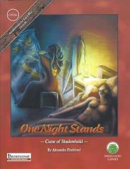 One Night Stands #6 - Curse of Shadowhold (Pathfinder)