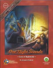 One Night Stands #6 - Curse of Shadowhold (Swords & Wizardry)