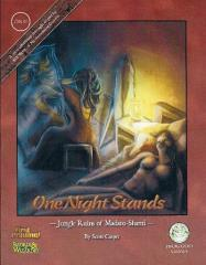 One Night Stands #1 - Jungle Ruins of Madaro-Shanti (Swords & Wizardry)