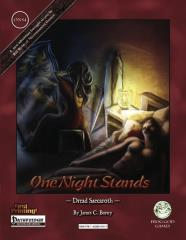 One Night Stands #4 - Dread Saecaroth (Pathfinder)