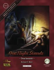 One Night Stands #4 - Dread Saecaroth (Swords & Wizardry)