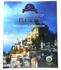 Grand Duchy of Reme - Sourcebook (Pathfinder)