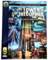 Tower of Jhedophar, The (Pathfinder)