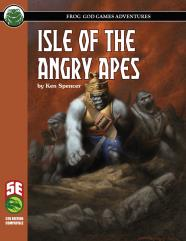Isle of the Angry Apes (Pathfinder)