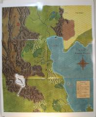 Gulf of Akados, The - Poster Map