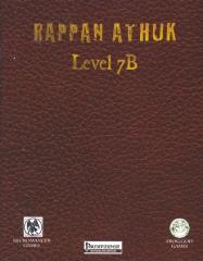 Level 7B - Caves and Caverns of the Ancient Gods (Limited Edition) (Pathfinder)
