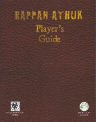 Player's Guide (w/PDF)