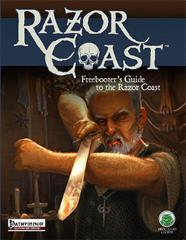 Freebooter's Guide to the Razor Coast (w/PDF) (Pathfinder)