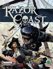 Razor Coast (w/PDF) (Limited Edition) (Pathfinder)