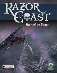 Heart of the Razor (w/PDF) (Pathfinder)
