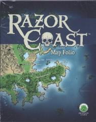 Razor Coast - Map Folio (System Neutral)