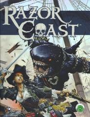 Razor Coast (w/PDF) (Limited Edition) (Swords & Wizardry)