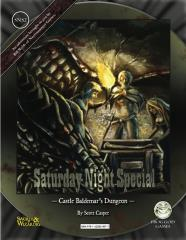 Saturday Night Special #2 - Castle Baldemar's Dungeon (Swords & Wizardry)