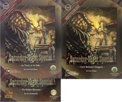 Saturday Night Special Collection #1-3 (Swords & Wizardry)