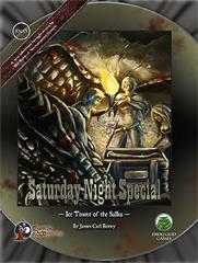 Saturday Night Special #3 - Ice Tower of the Salka (Swords & Wizardry)