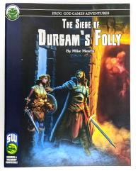 Siege of Durgam's Folly, The (Swords & Wizardry)