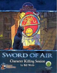 Sword of Air - Character Killing Session (Swords & Wizardry)