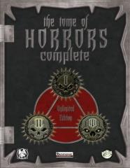 Tome of Horrors Complete, The (Unlimited Edition, Pathfinder)