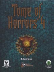 Tome of Horrors #4 (Swords & Wizardry)