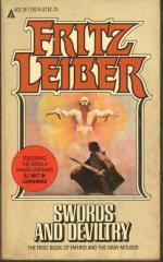 Fafhrd & the Gray Mouser #1 - Swords & Deviltry