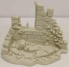 Inquisitor Ruined Gothic Wall #1