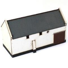 Cow Shed (Pre-Painted)