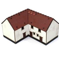 Corner Stables (Pre-Painted)