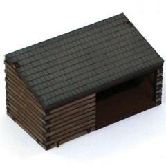 Cart House/Wood Store (Pre-Painted)