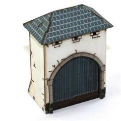 Gated Dovecote (Pre-Painted)