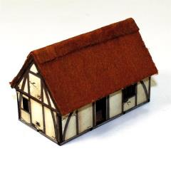 Saxon/Late Medieval Dwelling (Pre-Painted)