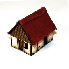 Anglo Danish Hovel (Pre-Painted)