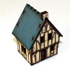 Timber Framed Cottage (Pre-Painted)