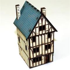Timber Framed Dwelling (Pre-Painted)