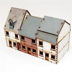 Terrace Houses - Type 1 (Pre-Painted)