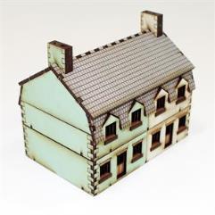 Semi-Detached House #1 (Pre-Painted)