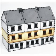 Terrace Houses - Type 2, Add-On (Pre-Painted)