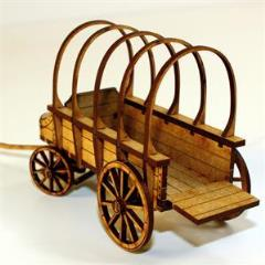 General Purpose Horse Wagon (Pre-Painted)