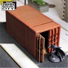 Shipping Container A (Pre-Painted)