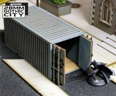 Shipping Container B (Pre-Painted)