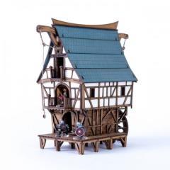 Stovis Watermill