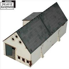 Barn (Pre-Painted)
