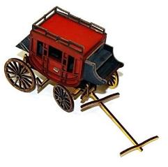 Stagecoach (Pre-Painted)