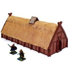 Norse Longhouse (Pre-Painted)