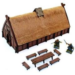 Norse Traders Shop (Pre-Painted)