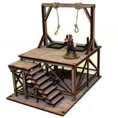 Hangman's Gallows (Pre-Painted)